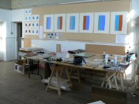Trewarveneth Studio - Newlyn - 2005 to 2007