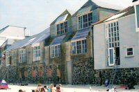 Porthmeor Studio - St Ives - 2002 to 2005